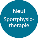 Neu: Sport-Physiotherapie